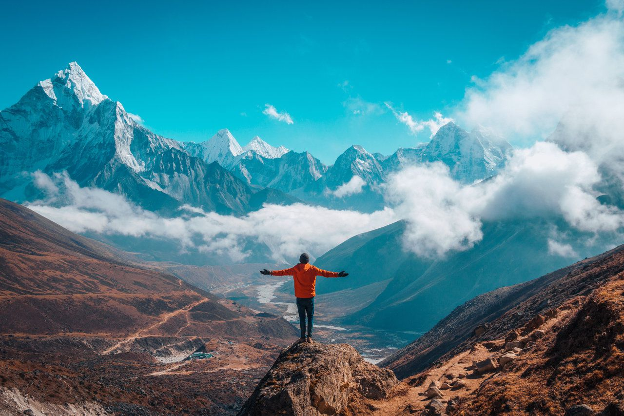 Base Camp Hike Everest: Nobody Told You Anything!